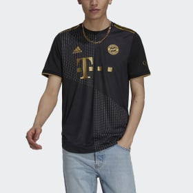 FC Bayern 21/22 Away Authentic Jersey