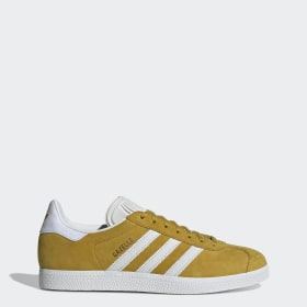 buy popular 3dbd8 e06d8 Gazelle Casual Sneakers for Men, Women  Kids adidas US