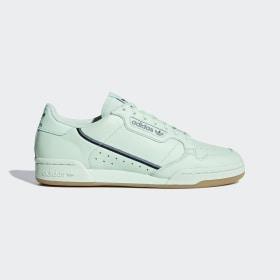 adidas - Zapatilla Continental 80 Ice Mint / Collegiate Navy / Grey BD7641
