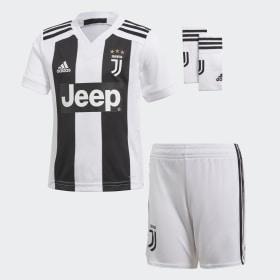 a0b34c066290e Miniconjunto primera equipación Juventus Miniconjunto primera equipación  Juventus · Niño Fútbol