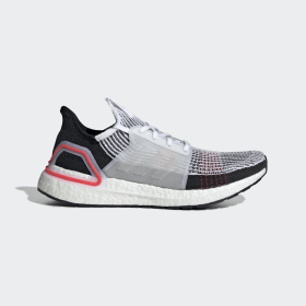 adidas - Ultraboost 19 Shoes Cloud White / Chalk White / Active Red B37703