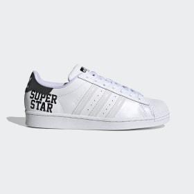 adidas - Superstar Shoes Cloud White / Cloud White / Core Black FV2813