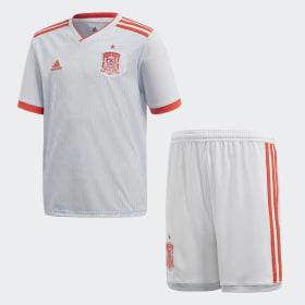 11e99b65e Miniconjunto segunda equipación España Miniconjunto segunda equipación  España. -30 %. Niño Fútbol