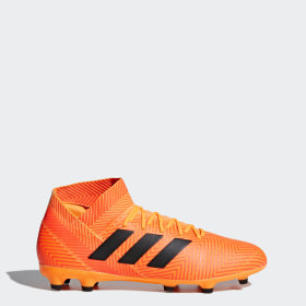 Calzado de Fútbol Nemeziz 18.3 Terreno Firme ... fdd55485bc858