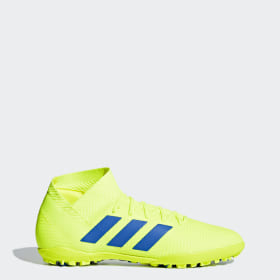 Shop the adidas Nemeziz 18 Soccer Shoes  e033cd3e4