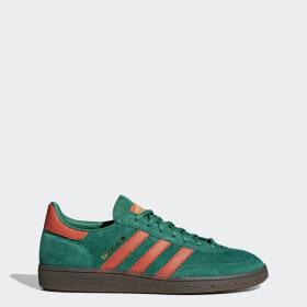 Grønn + Flerfarget + Sølv Sko | adidas NO