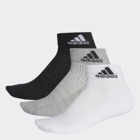 Ponožky 3-Stripes Performance Ankle – 3 páry ... 7be86cb6d4