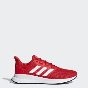 zapatillas rojas adidas mujer