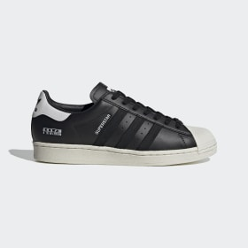 adidas - Superstar Shoes Core Black / Core Black / Off White FV2809