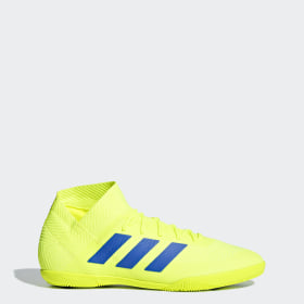 Shop the adidas Nemeziz 18 Soccer Shoes  5f76a65ddd