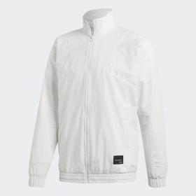 adidas - Chaqueta EQT Bold 2.0 Core White / Core White CV8567