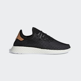 adidas - Deerupt Runner Shoes Core Black / Core Black / Ash Pearl B41758