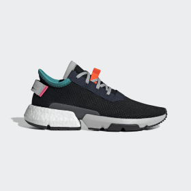 adidas - POD-S3.1 Shoes Core Black / Core Black / Solar Red B28080