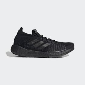 adidas - Pulseboost HD Shoes Core Black / Core Black / Grey Six EH2608