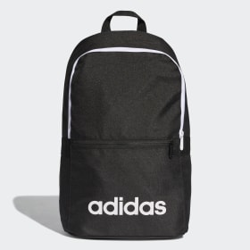 adidas - Linear Classic Daily Rucksack Black / Black / White DT8633