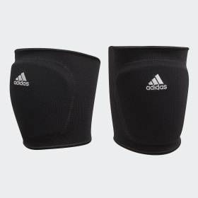 adidas - 5-Inch Knee Pads Black / White S98577