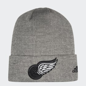 Red Wings Team Cuffed Beanie ... bc0b4bdd6