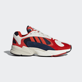 adidas - Yung 1 Shoes Orange / Core Black / Collegiate Navy B37615