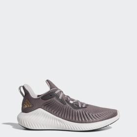 Shop adidas Alphabounce Engineered Mesh Shoe Online Pink