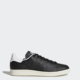 adidas - Zapatilla Stan Smith Core Black / Footwear White / Cloud White BZ0394