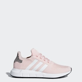 zapatillas de mujer adidas rosa