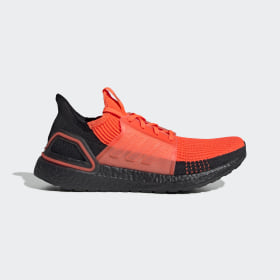 adidas - Chaussure Ultraboost 19 Solar Red / Core Black / Solar Red G27131