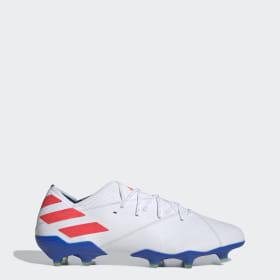 adidas Nemeziz 18 fodboldstøvler </p>                     </div>   <!--bof Product URL --> <!--eof Product URL --> <!--bof Quantity Discounts table --> <!--eof Quantity Discounts table --> </div>                        </dd> <dt class=