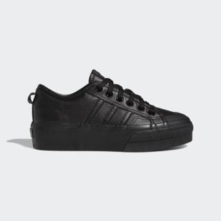 adidas Nizza Platform Shoes - Black | adidas US
