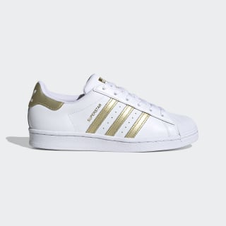 Women's Superstar All White Shoes | FV3285 | adidas US