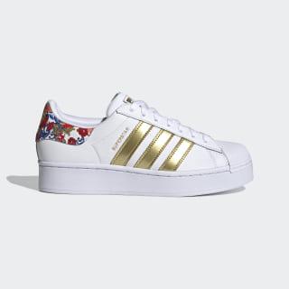 adidas Superstar Bold Women's Shoes - White | adidas US