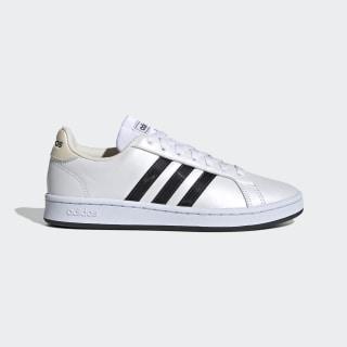 adidas Grand Court Shoes - White   F36483   adidas US