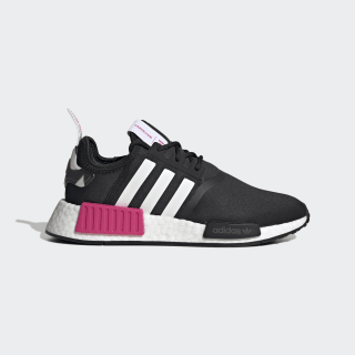 Women's NMD R1 Chalk White and Nude Shoes | FW6432 | adidas US
