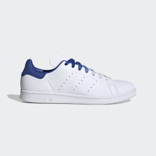 Stan Smith Cloud White and Team Royal Blue Shoes | EF4690 | adidas US