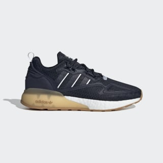 adidas ZX 2K Boost Shoes - Black | adidas US