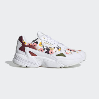 Chaussures Falcon blanches pour femme | adidas France