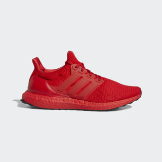 adidas Ultraboost Shoes - Red | adidas US