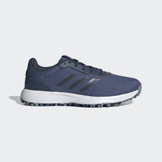 adidas S2G Spikeless Wide Golf Shoes - Grey   adidas US