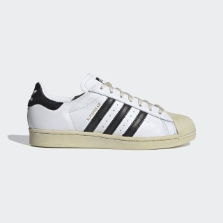 Men's Superstar Cloud White and Core Black Shoes   adidas US