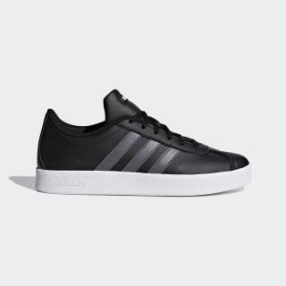 Chaussures VL Court 2.0 blanches et noires pour enfant | adidas France