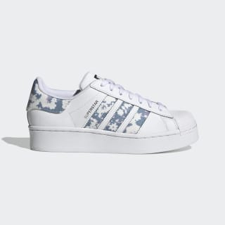adidas Superstar Bold Shoes - White | adidas US
