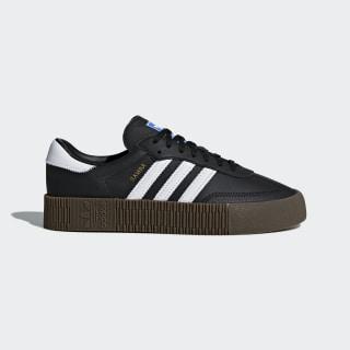Chaussures Sambarose noires et blances pour femme | adidas France