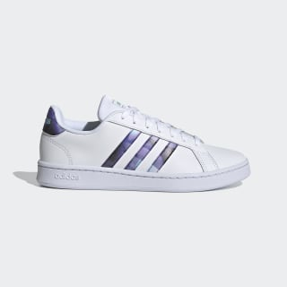 Chaussure Grand Court - Blanc adidas   adidas France