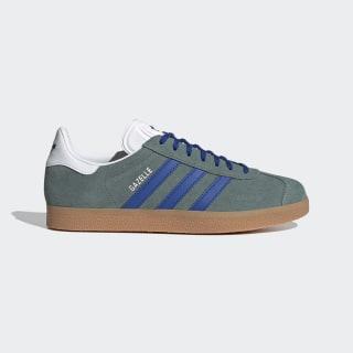 adidas Gazelle Shoes - Green | adidas US