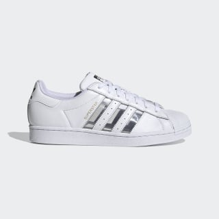 Men's Superstar Cloud White and Core Black Shoes | adidas US