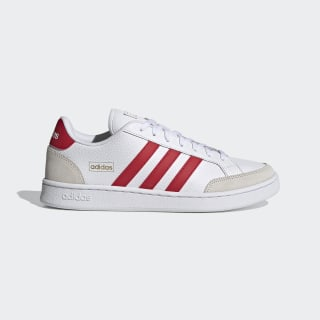 adidas Grand Court SE Shoes - White   adidas US