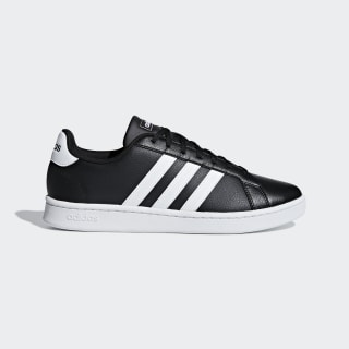 adidas Grand Court Shoes - Grey | adidas US