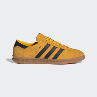 adidas Hamburg Shoes - Yellow | adidas UK
