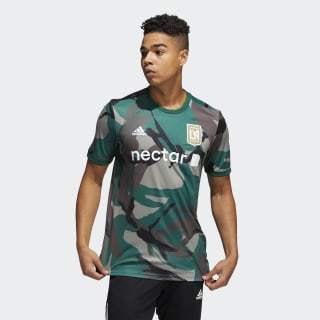adidas Los Angeles FC Camo Pre-Match Jersey - Multi | adidas US