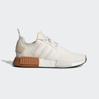 Women's NMD R1 Cream and Orange Shoes   EE5170   adidas US