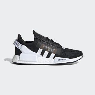NMD R1 V2 Core Black and White Shoes | FV9021 | adidas US
